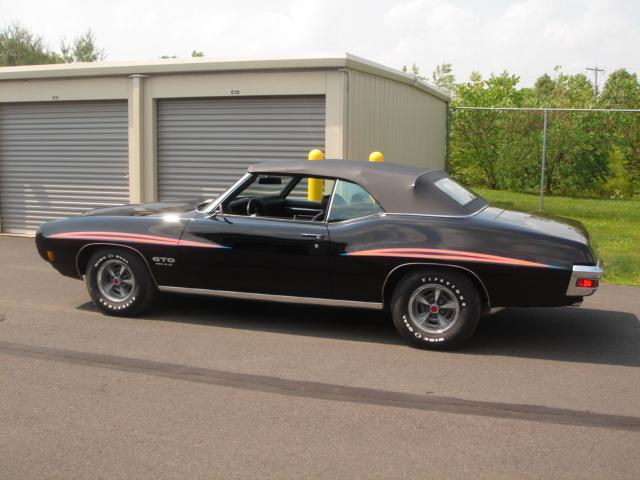 1970 GTO 455 H.O..